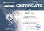 KOMPOZITOR certificate