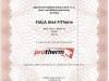 certifikát PROTHERM